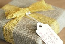 Gifts & Wrapping / by Emily Gish