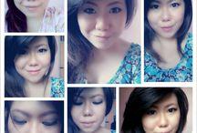 Makeupbyliamelqha / Makeup look
