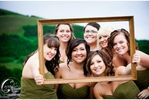 The Bridal Party / A tribute to the bridal party, flower girls, ring bearers and all who make our lives extra special!