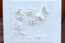 Butterfly cards / by Dawn Copeland