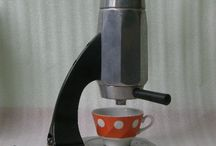 Cafeteras antiguas