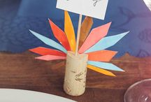 Thankful / Thanksgiving ideas and DIYs.  / by The Girls with Glasses
