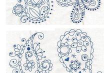 beautiful patterns/designs