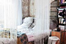 Bohemian Bedroom / by Internationally Inspired