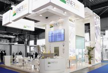Enerray - SolarExpo / Act Events Allestimenti fieristici Exhibition stand display