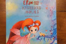 ERIN AND THE MYSTERIOUS ANIMALS / FAIRY TALE KIDS