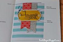 Card Kits / Kartensets von Stampin' Up! / Hip hip Hurra! Für viele Anlässe