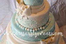 Wedding Cake / by Julie Turner