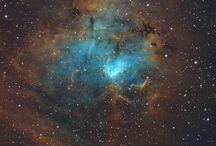 Nebulas and Stars