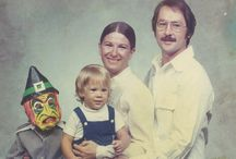Odd Man Out / by Awkward Family Photos