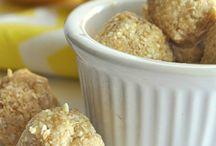 Recipes - Snacks, Sweet