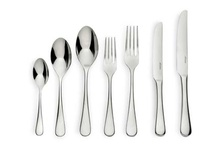 Cutlery by Noritake / Noritake cutlery sets are manufactured from highest quality 18/10 stainless steel.