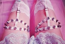 Tights, Garters and Socks