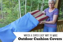 Recover Cushions