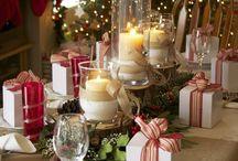 Christmas decor / Украшаем дом к Рождеству и Новому году