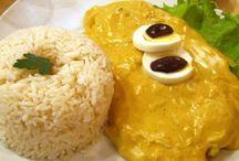 Peruvian Dishes / by Ale Barboza