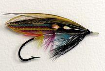 Steelhead, Salmon and Spey flies / Flies for fishing for steelhead and traditional salmon flies / by Ernie Schwarz
