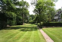 Gorgeous Gardens / Gorgeous gardens in our properties for sale in Cheshire.