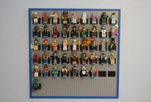 Lego Creations / Fun projects you can do with Legos