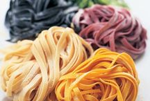 Pasta and pasta dishes