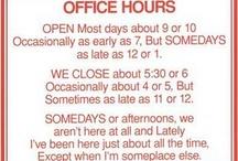 Office Stuff