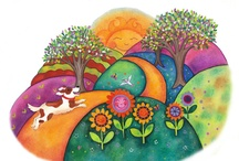 Art that inspires / Whimsical Art Patterns / by OliveTree