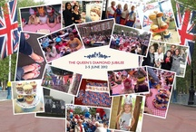 ♔ Diamond Jubilee  / Photos from various events across the UK commemorating a reign of 60 years! / by Melissa