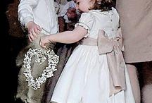 English Prince and Princess