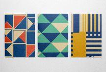 Lines & Geometric pattern