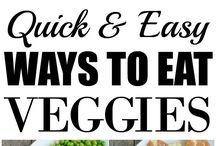 Make Vegetables Delicious! / Bye bye to boring steamed vegetables.