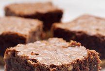 delicious desserts- brownies / by Brigid Houlihan