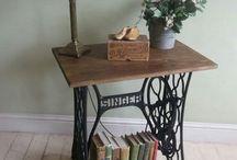 Home Furnishings / Singer Table