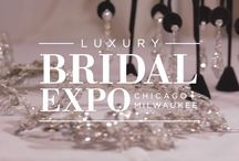 Watch Our Videos / by Bridal Expo Chicago/Milwaukee Luxury Events