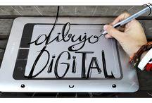 dibujo digital