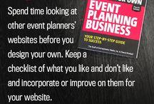 Planning of Website