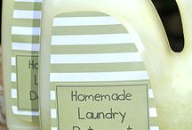 Homemade cleaning/beauty products / by Kayla Fitzgerald