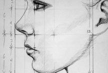 kreslenie tvare
