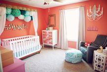Baby bedrooms / by Jordan Adams