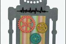 Thema: Robot (kleuters) / Ideeën voor het thema Robot.