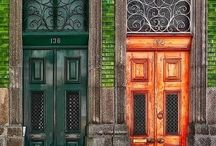 Doors ;) / by Kelly Kentigian