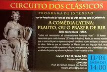Circuito dos Clássicos - PAF III / Programa de Extensão: Subdividido em etapas: Clássicos; Memória Social;  Ondina - UFBA.
