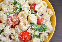 Recipes - Salad(ish)
