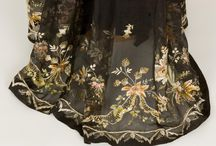 empire wardrobe III / embroidery, court, jewellery / by M-me X