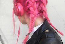 Καυτό ροζ