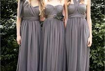 Bridesmaid dresses / by Stephanie Mai