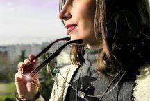 Lookbook - Cordons à lunettes