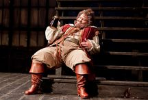 Opera Characters / Opera characters that inspire my work / by Alice Ratterree