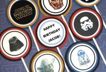 Gav's Star Wars Birthday / by Kelly Mullen