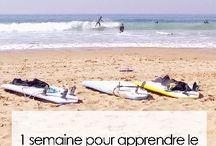 MAROC / Un voyage au Maroc pour découvrir les joies du surf ! #voyages #Maroc #afrique #coursdesurf #surf
