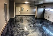 epoxy countertops, tables and flooring
